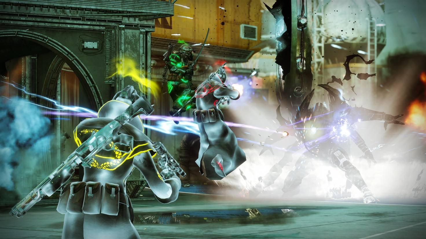 Teamwork ist in Gambit wichtig und in Gambit Prime quasi unerlässlich!