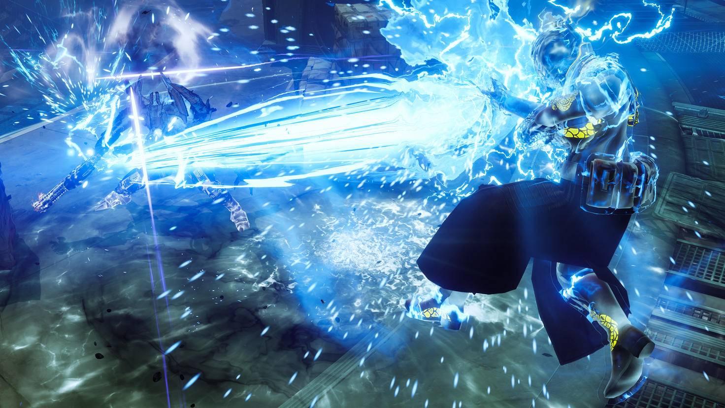 Du kannst Deine Gegner in einer Super-Wolke kosmischer Energie vergehen lassen? Dann zögere nicht!