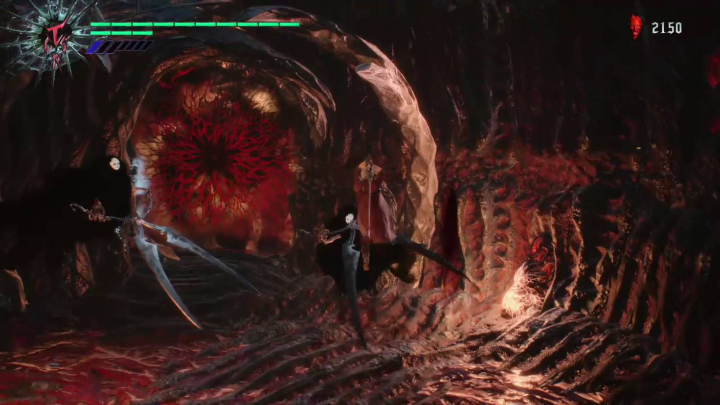 Mit diesen nervigen Geistern plagt sich Dante schon seit Beginn der Serie herum.
