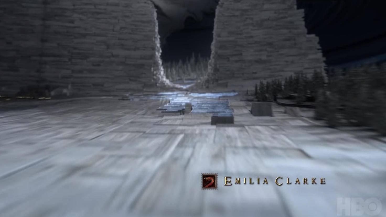 2-Game of Thrones Intro-Mauer White Walker