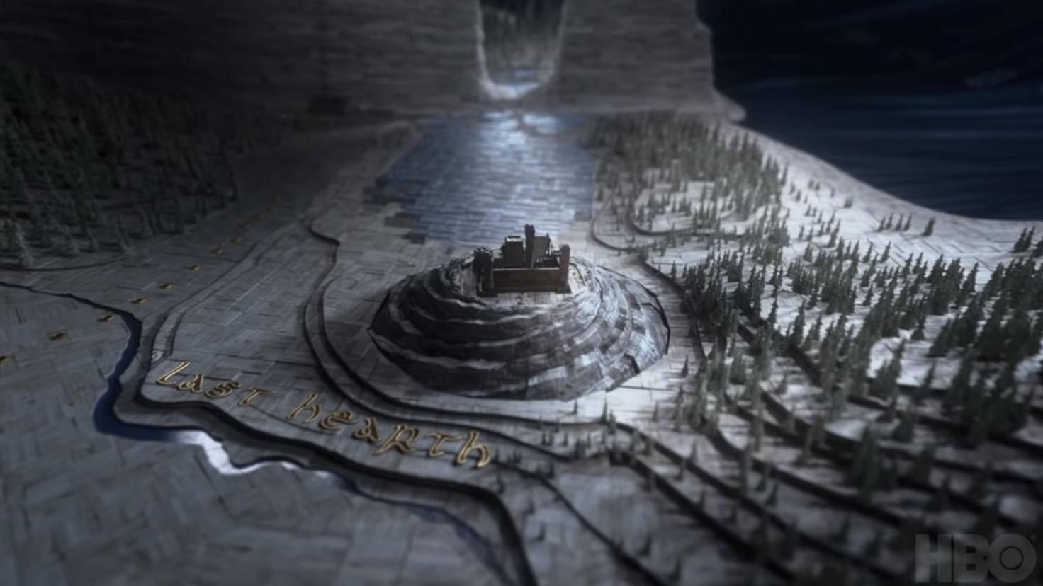 3-Game of Thrones Intro-Last Hearth