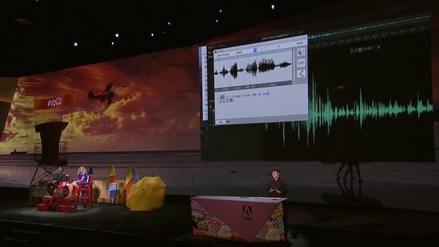 Adobe Konferenz