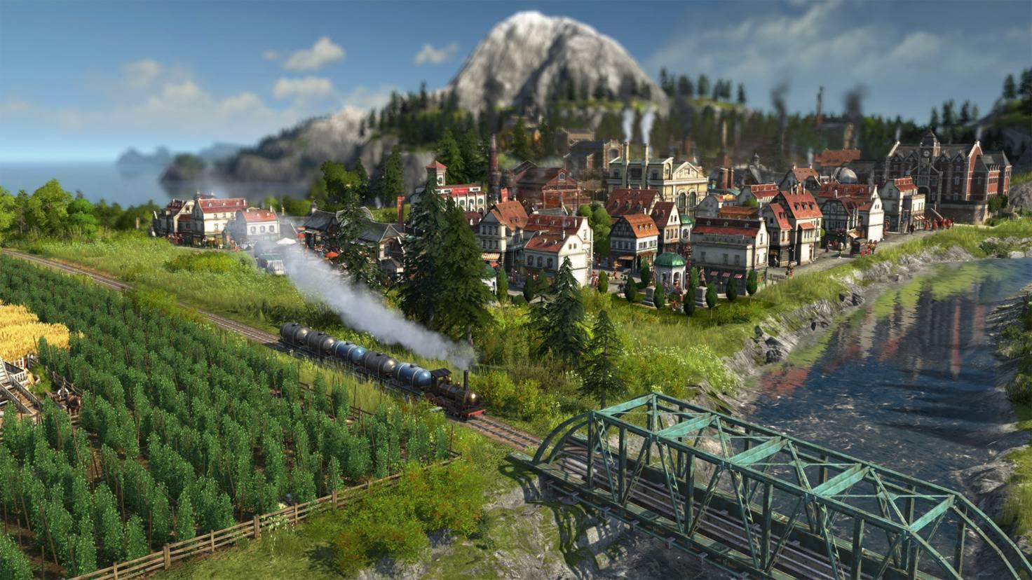Anno 1800 Zug Ubisoft