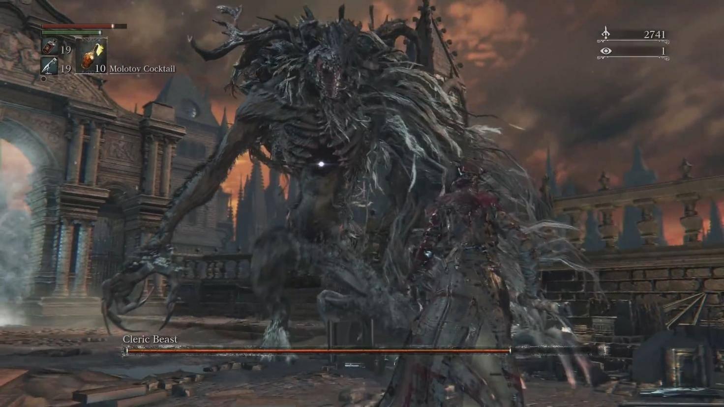 """""""Bloodborne"""": Holy Shit, es ist ein mutiertes Riesenbiest mit übermenschlicher Kraft und Gewandtheit!"""