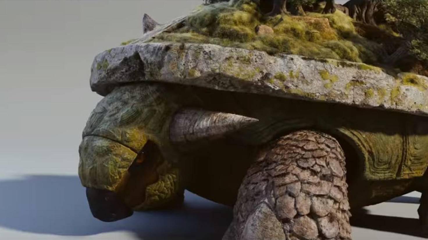 Chelterrar in Pokémon Meisterdetektiv Pikachu Casting Trailer