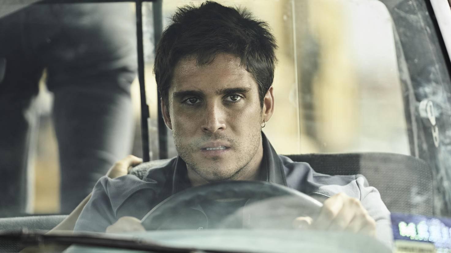 Diego Boneta als Danis Bruder in Terminator Dark Fate Twentieth Century Fox