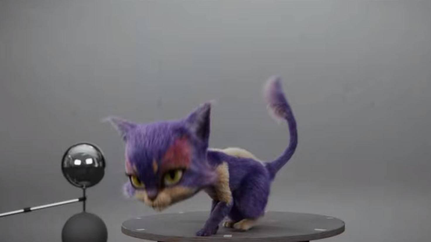 Felilou in Pokémon Meisterdetektiv Pikachu Casting Trailer