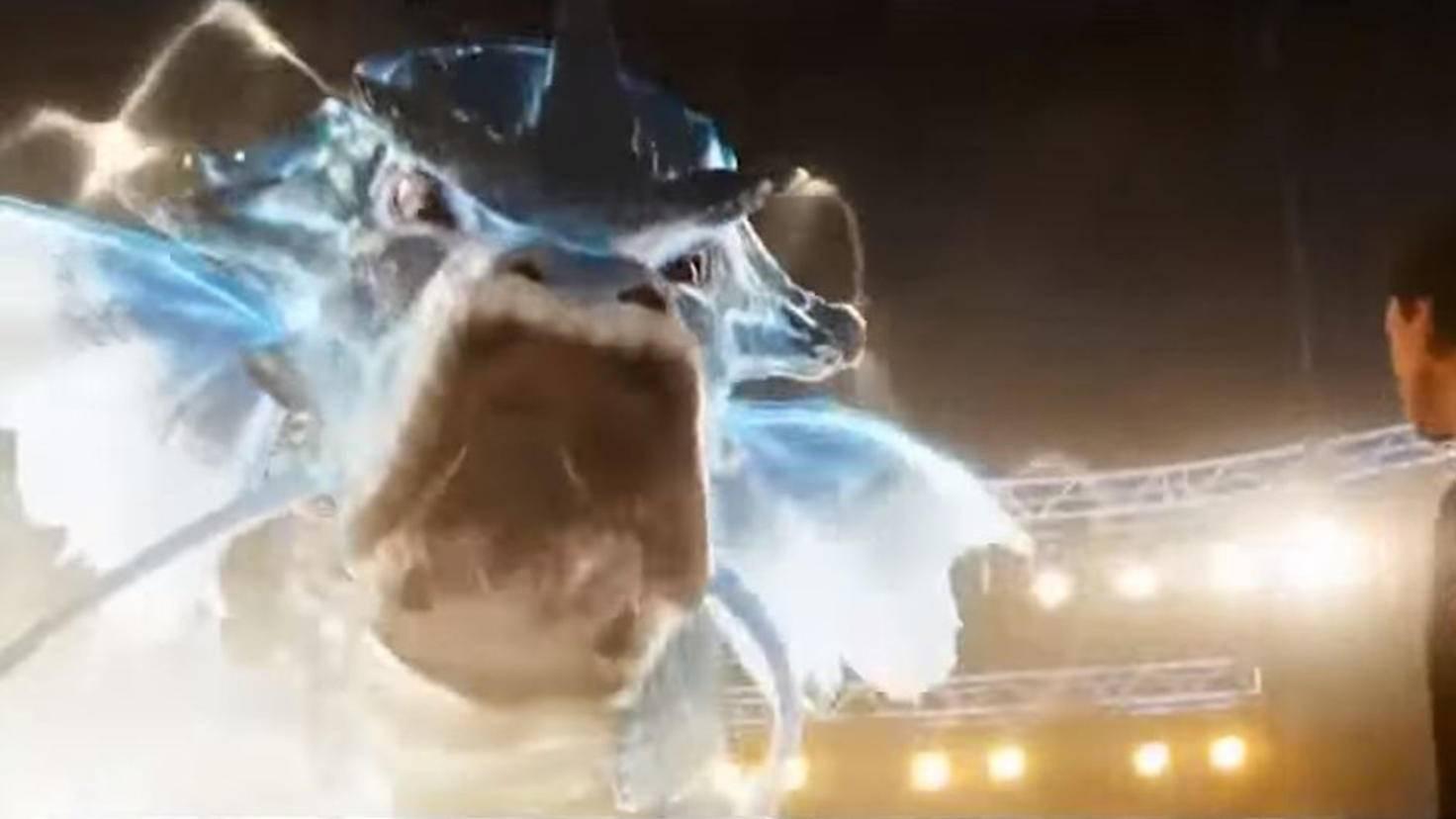 Garados in Meisterdetektiv Pikachu Finaler Trailer