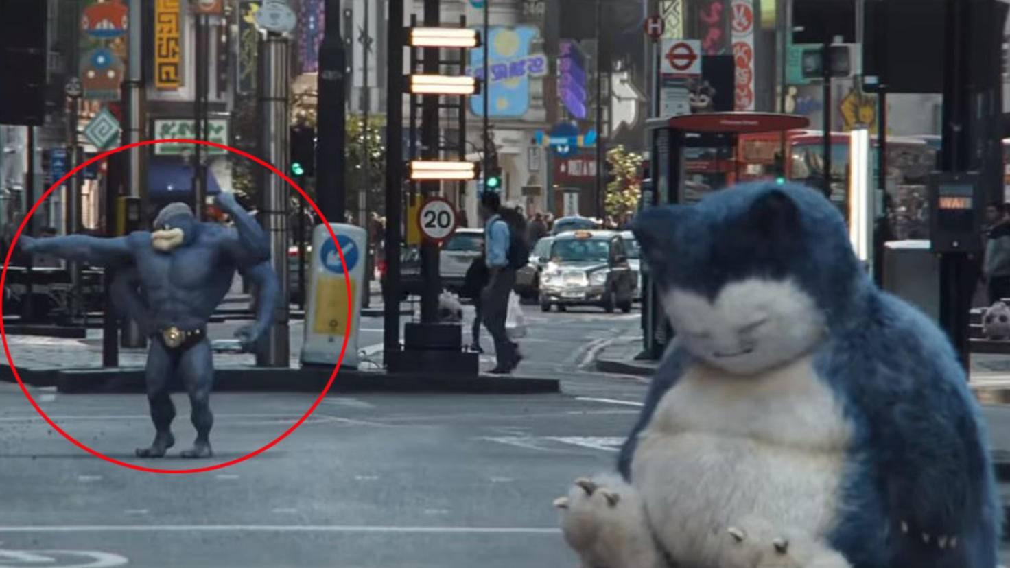 Machomei in Meisterdetektiv Pikachu Trailer 2