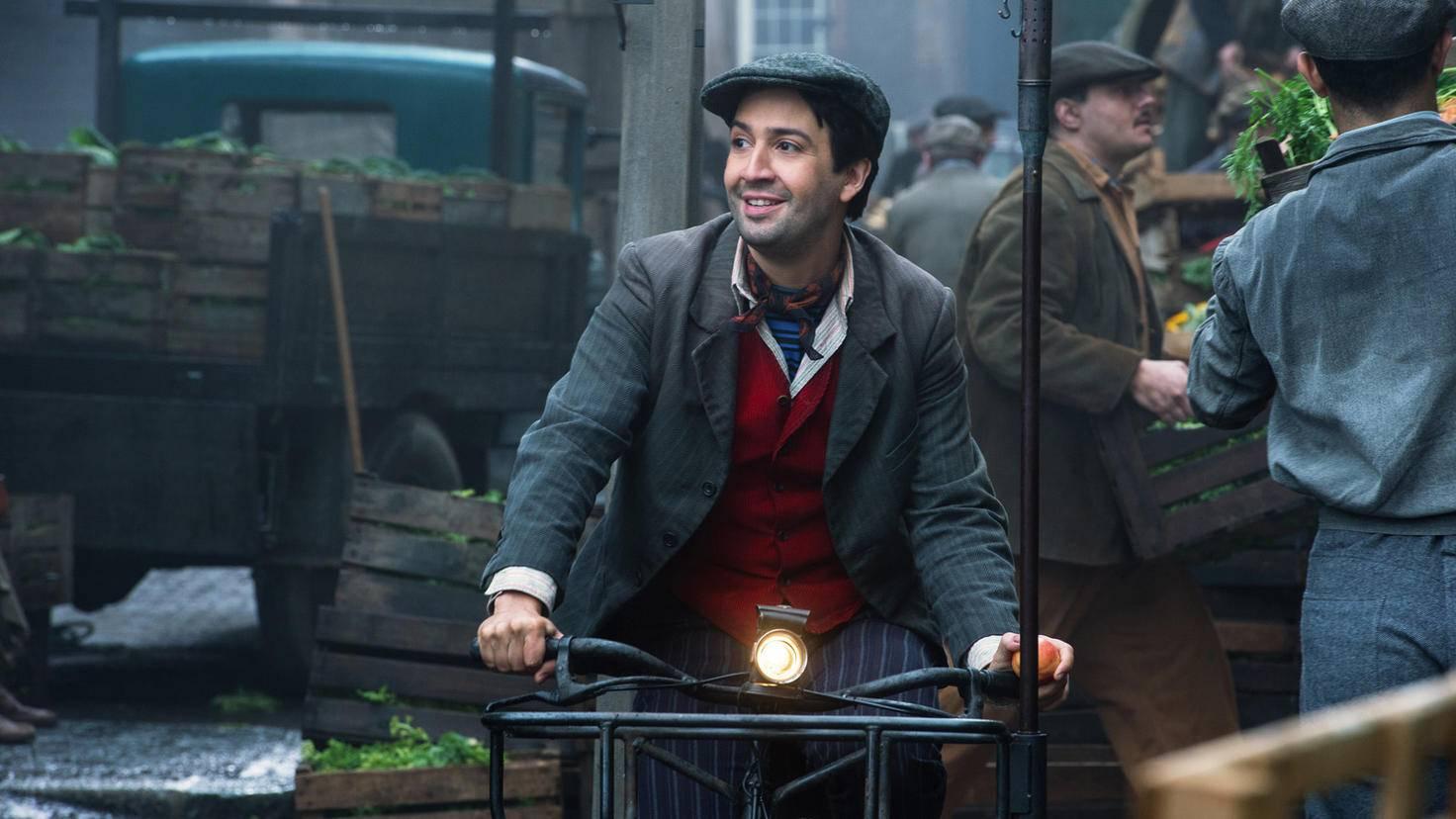 Mary Poppins Rückkehr-Lin-Manuel Miranda-Jay Maidment-Disney-2