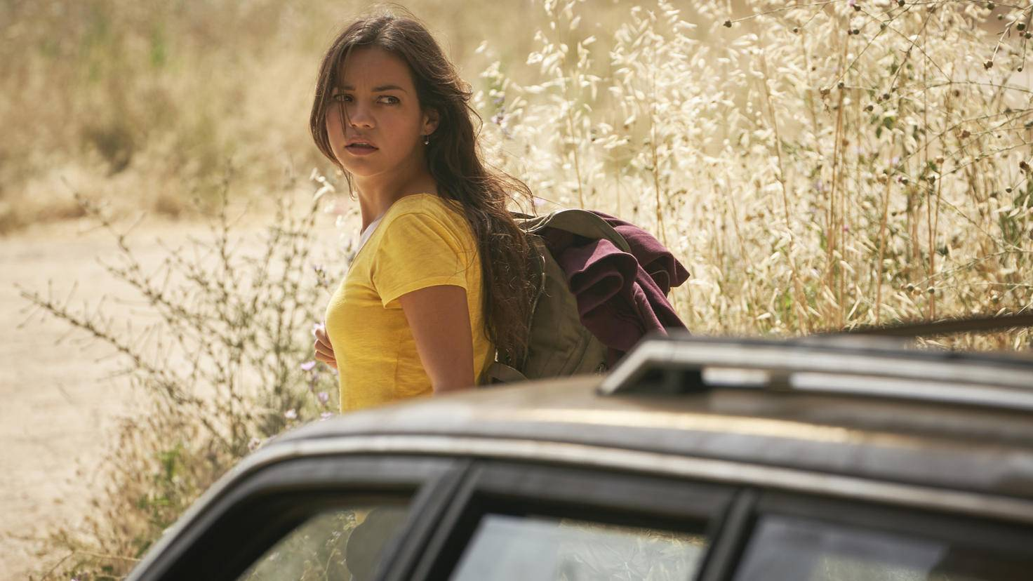 Natalia Reyes als Dani Ramos in Terminator Dark Fate Twentieth Century Fox