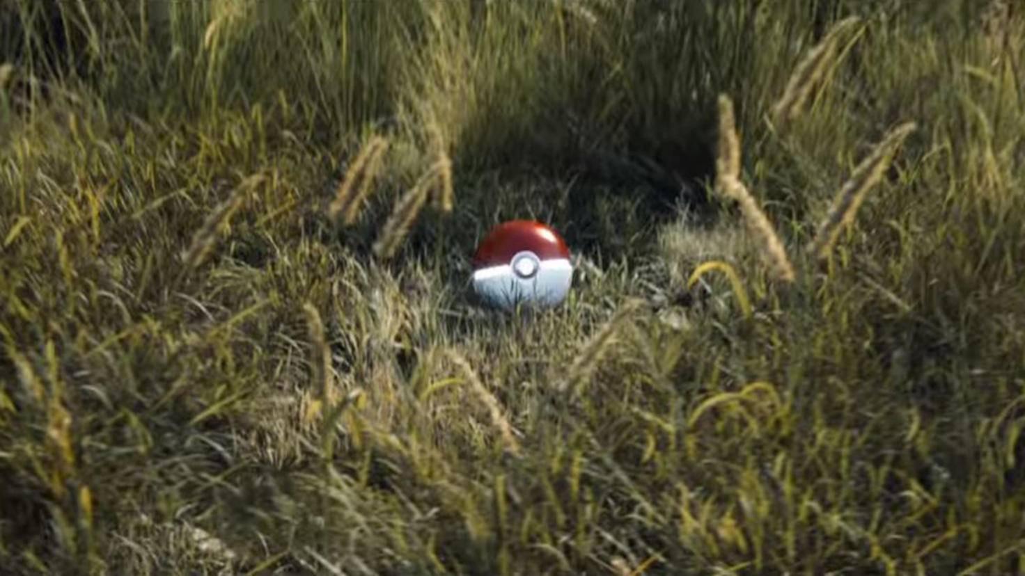 Pokéball in Pokémon Meisterdetektiv Pikachu Trailer 2