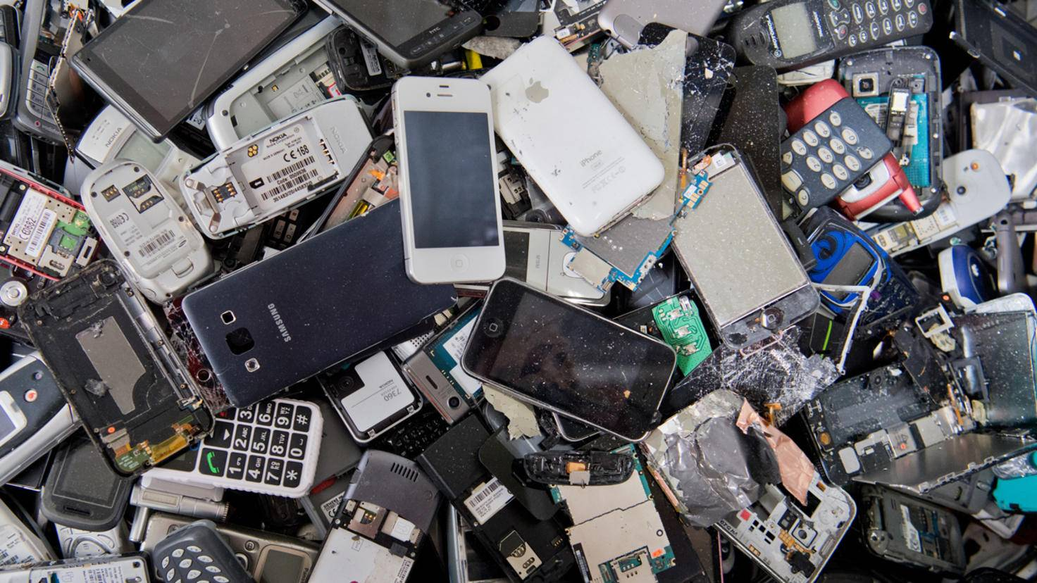 Smartphones Recycling