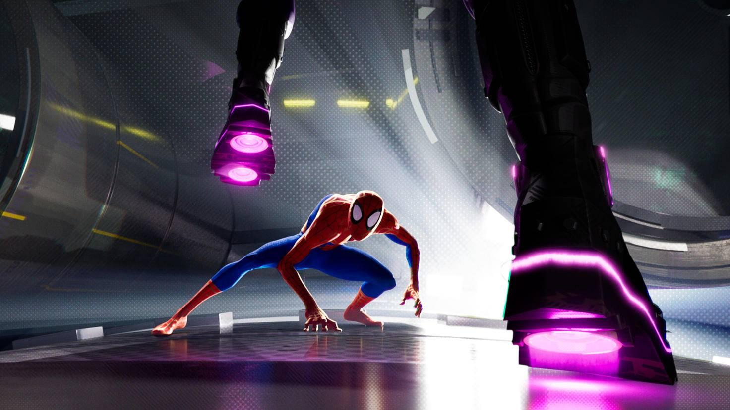 Spider-Man A New Universe Szenenbild