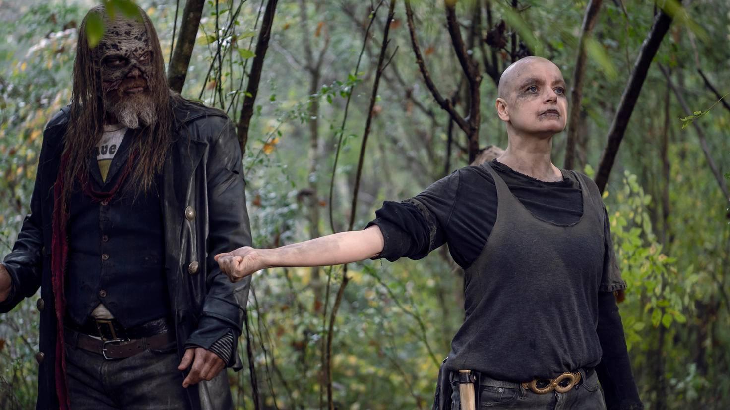 The Walking Dead-S09E16-Alpha-Beta-Gene Page-AMC