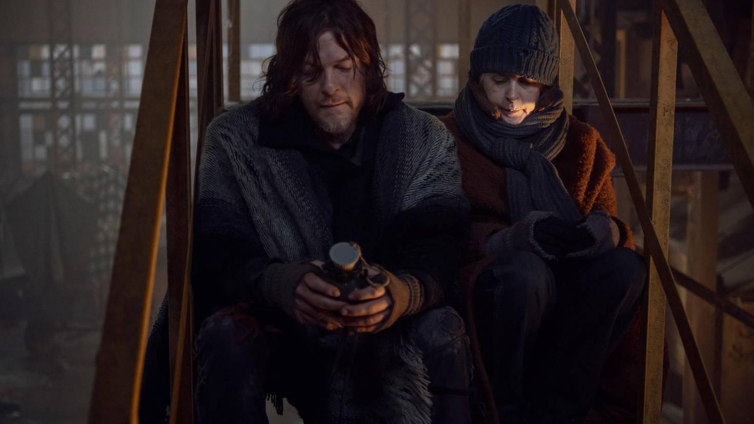 The Walking Dead-S09E16-Daryl-Carol-Gene Page-AMC