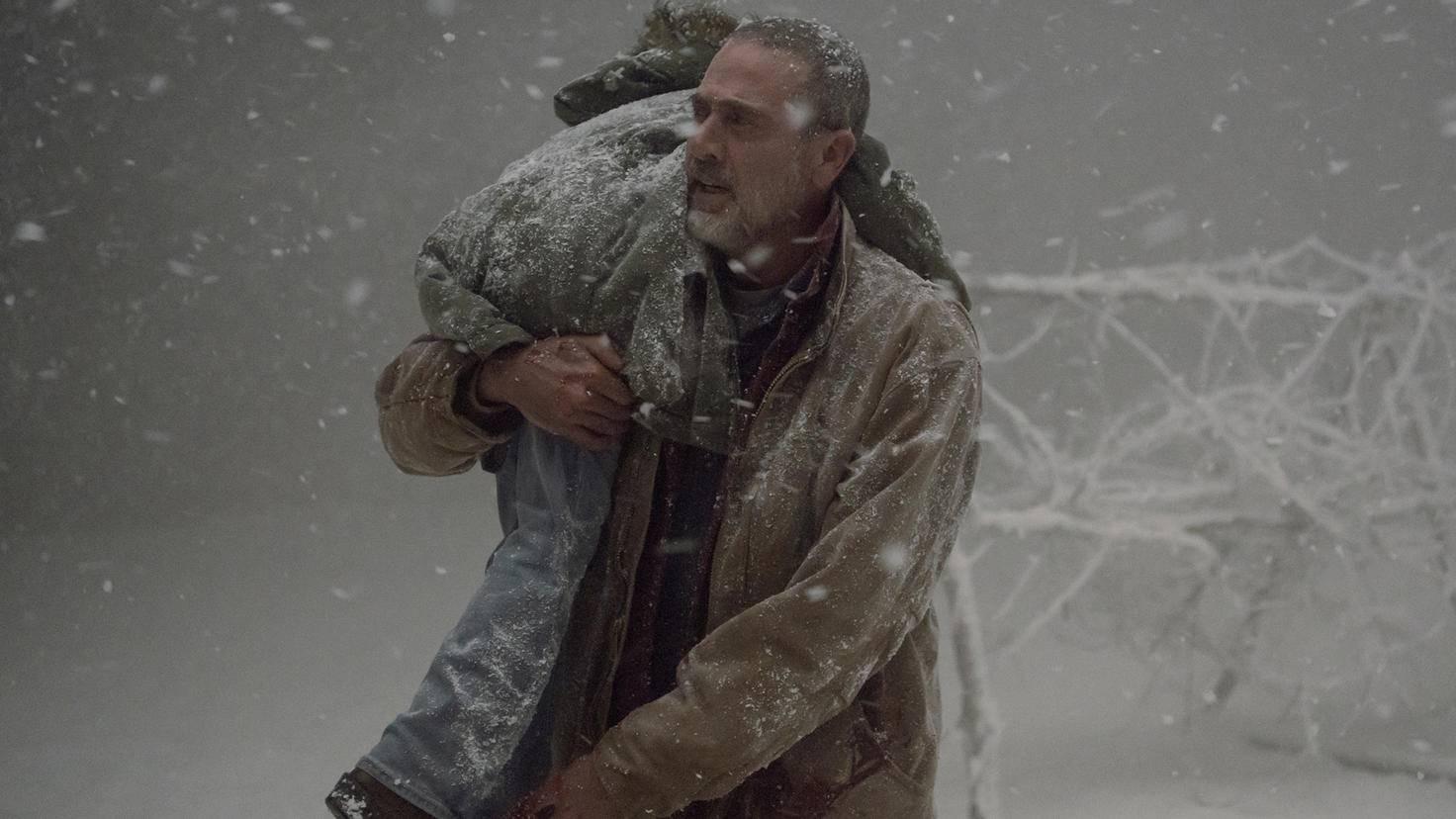 The Walking Dead-S09E16-Judith-Negan-Gene Page-AMC