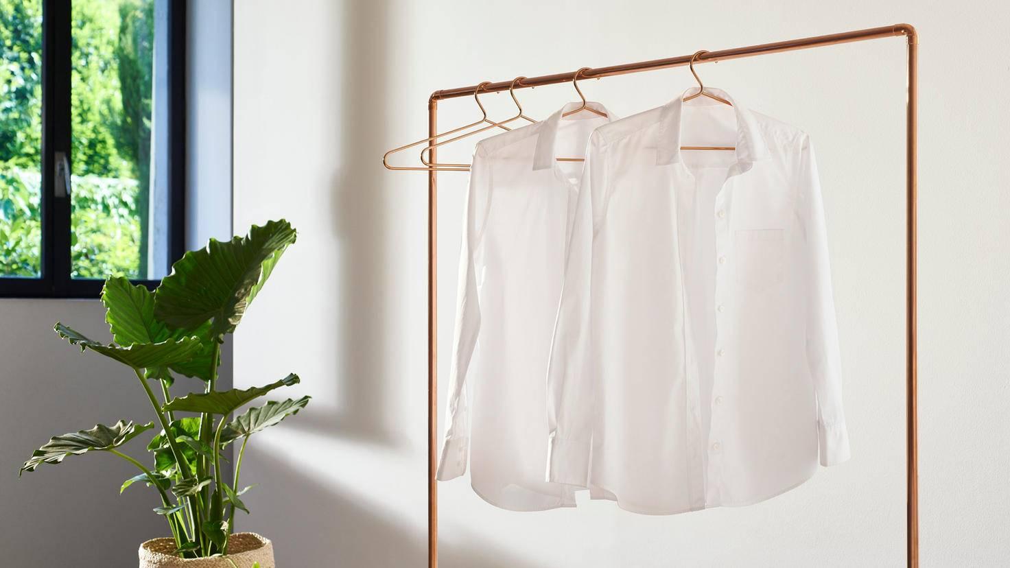 bluse kleiderbügel tefal