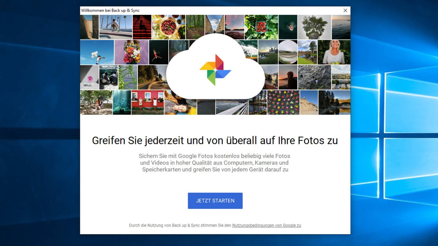 google-fotos-backup