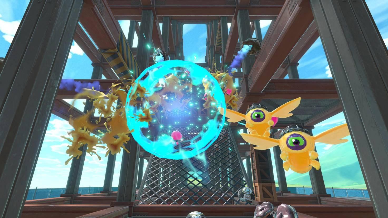 Die Alienjagd in VR ist nur was für kurze Spielrunden.