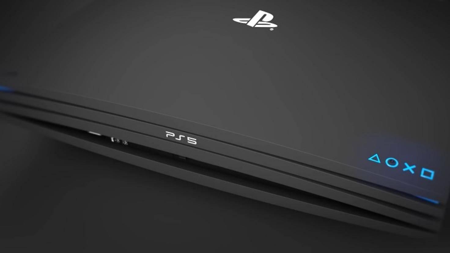 Konzeptbild: Wie wird die PS5 aussehen?