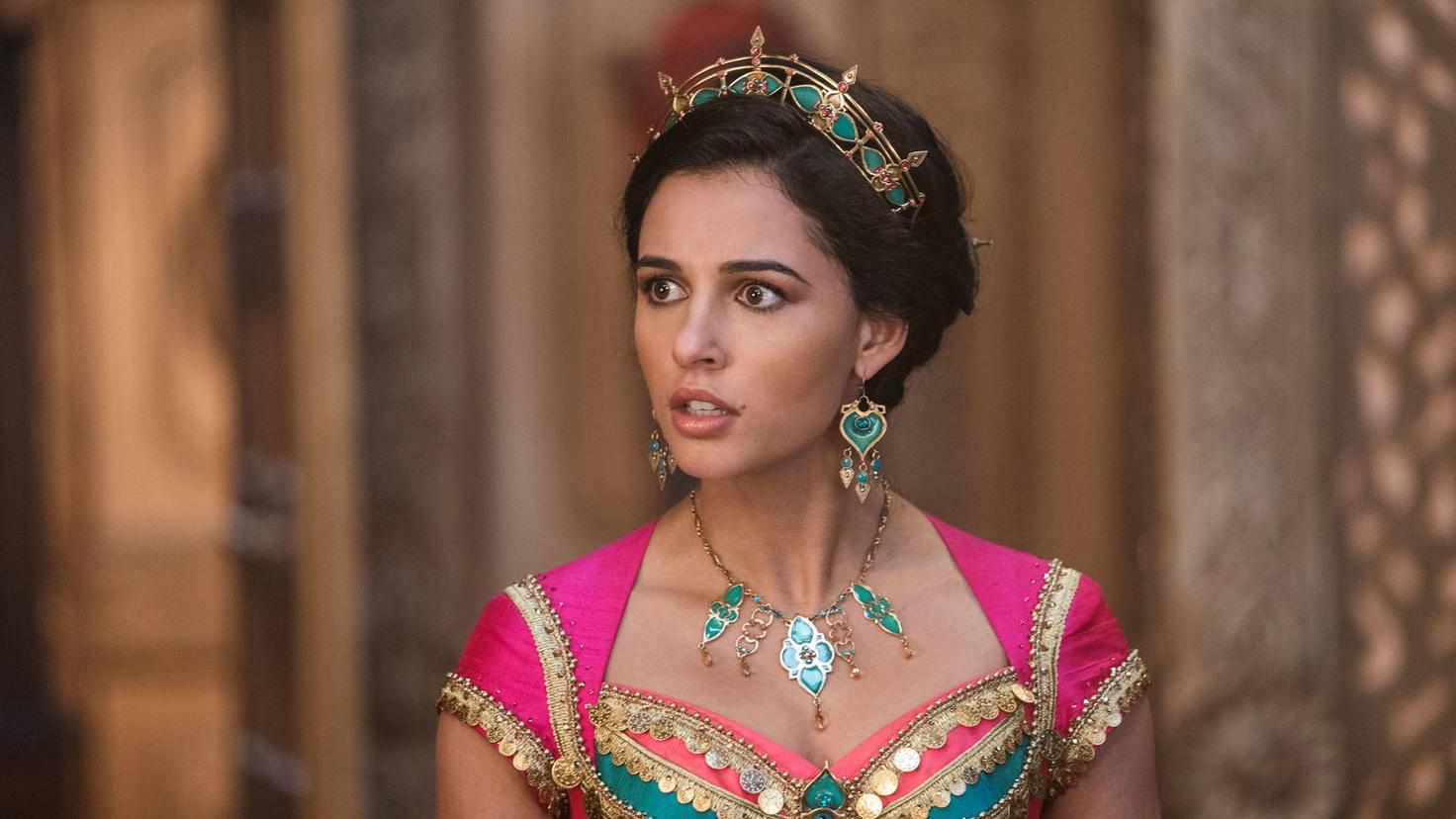 Prinzessin Jasmin ist nicht nur hübsch, sondern hat auch was im Köpfchen.