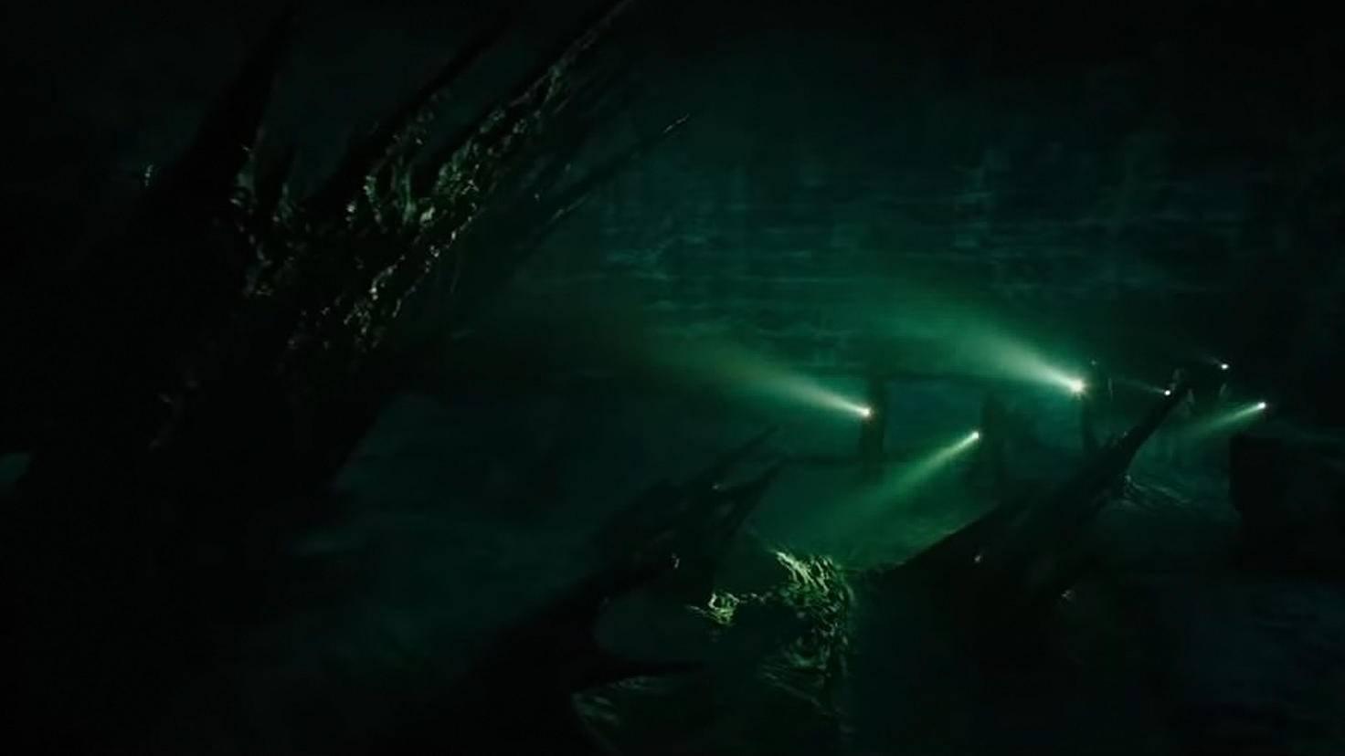 Es Kapitel 2-Pennywise Höhle-Youtube-Warner Bros DE