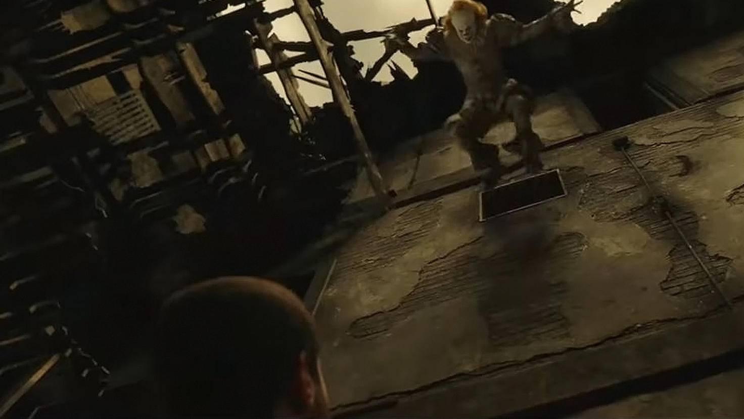 Es Kapitel 2-Pennywise-Youtube-Warner Bros DE