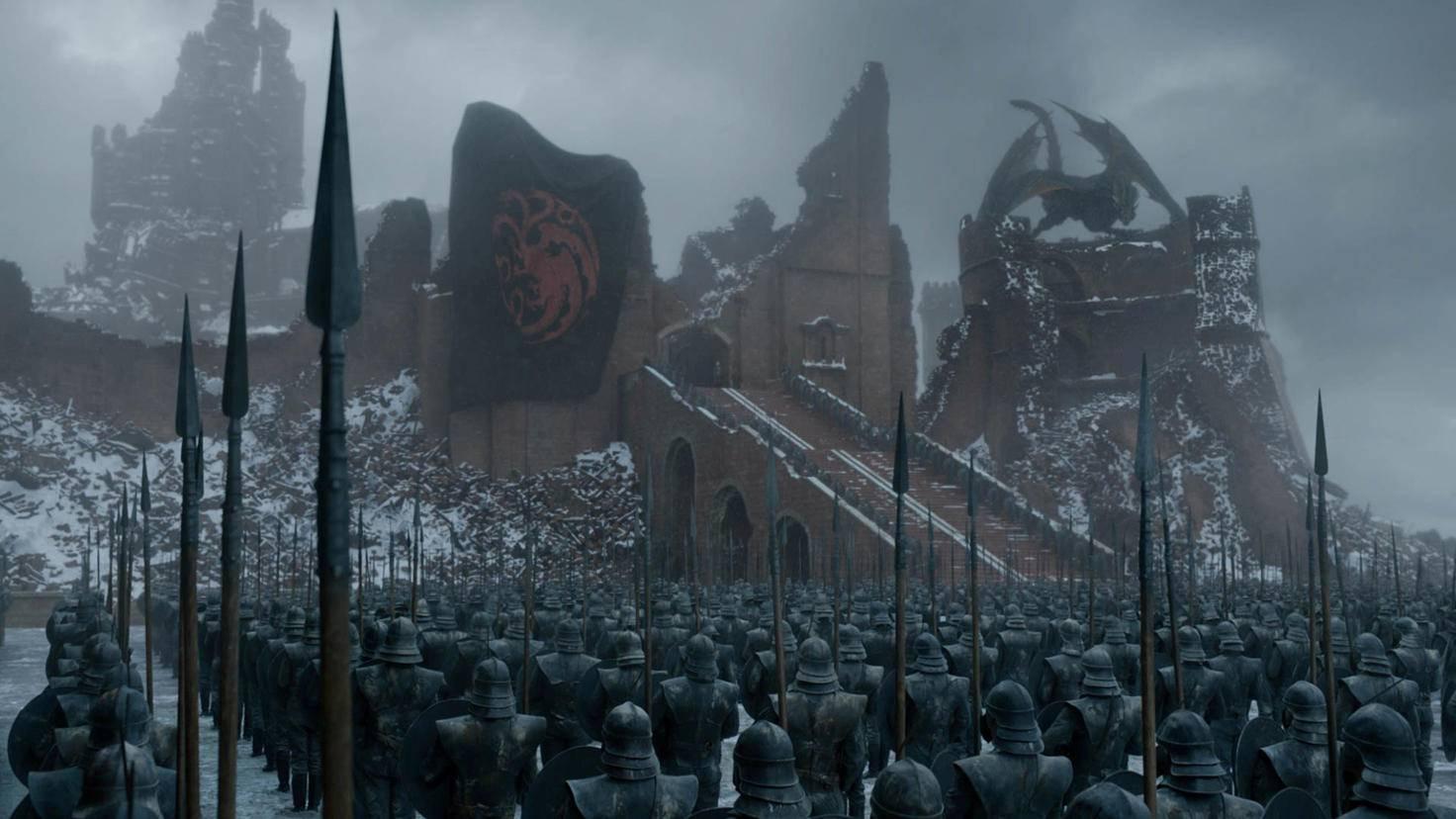 Die Unbefleckten und die Dothraki ...