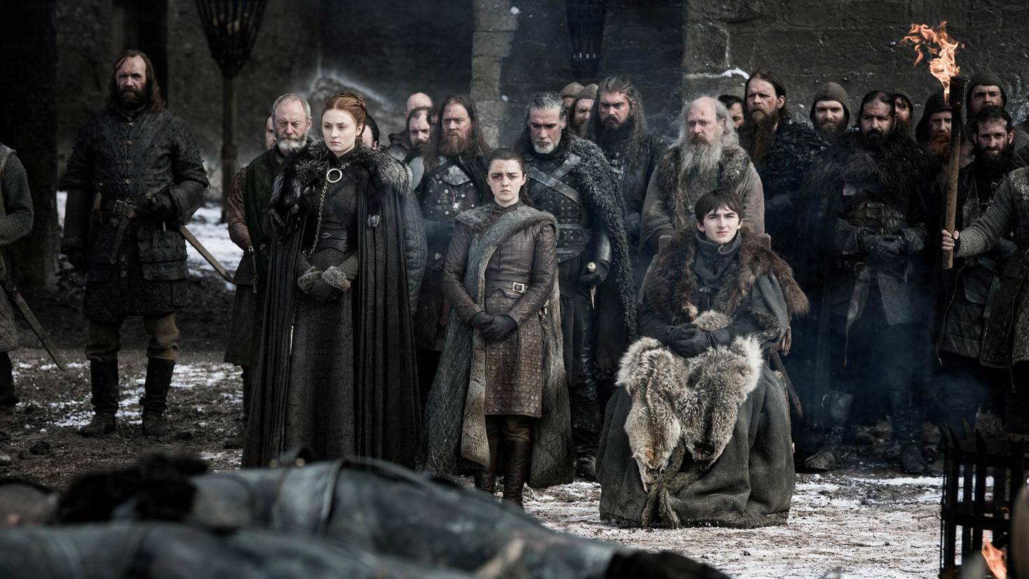 Hauptcharaktere Game Of Thrones