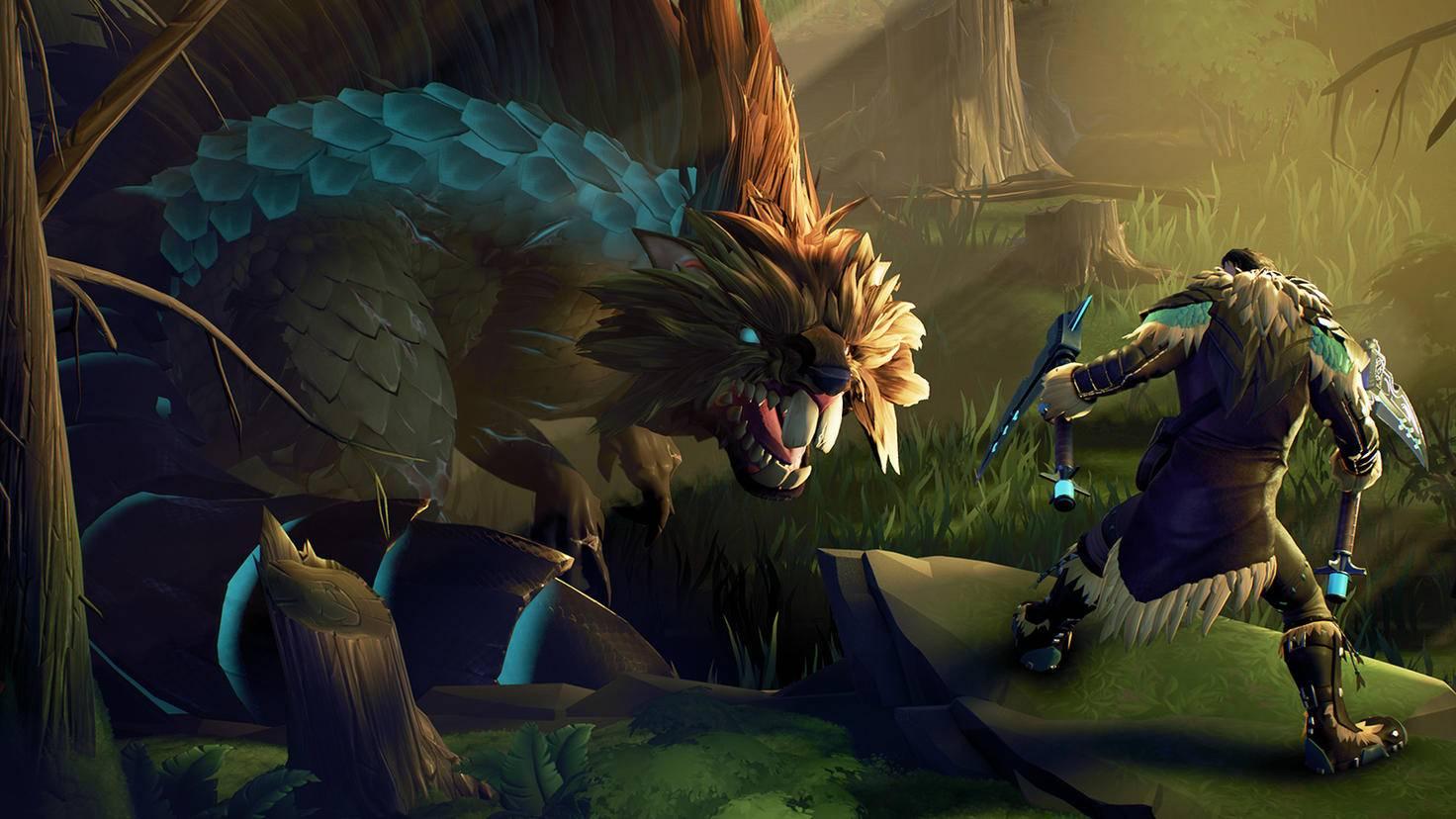 Im Vergleich zu anderen Behemoths ist der Gnasher ein echtes Kinderspiel.