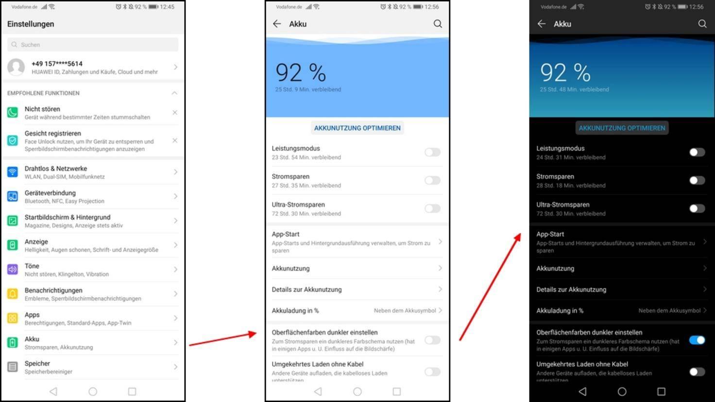 HuaweiP30Pro-Dark-Mode
