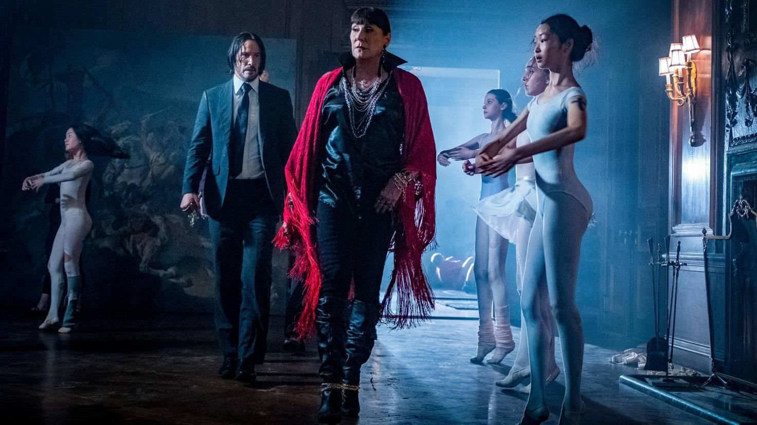 John Wick 3-John Wick-The Director-Ballerina-Lionsgate