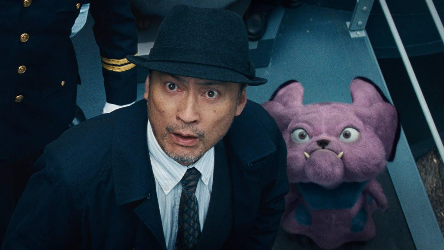 Ken Watanabe in Pokémon Meisterdetektiv Pikachu