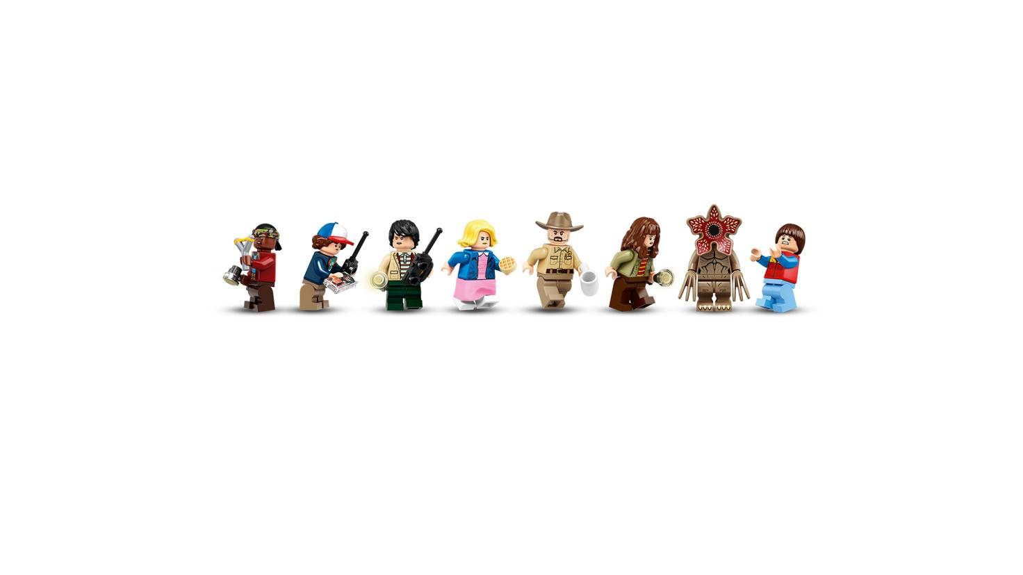 Lego Stranger Things Figurenset