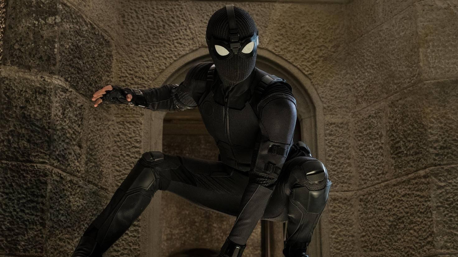Spider-Man Far From Home Szenenbild