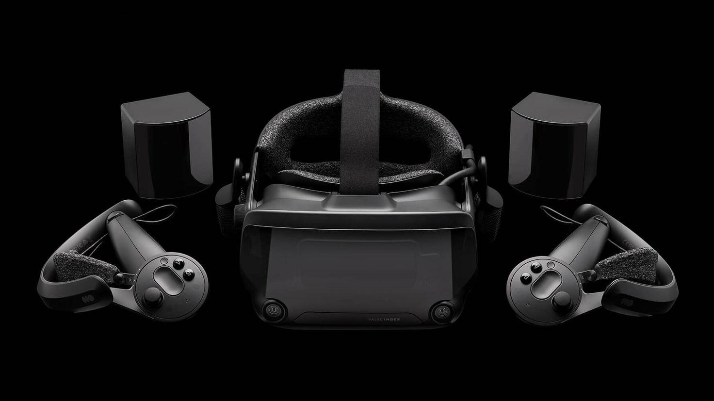 Valve-Index-VR-Headset