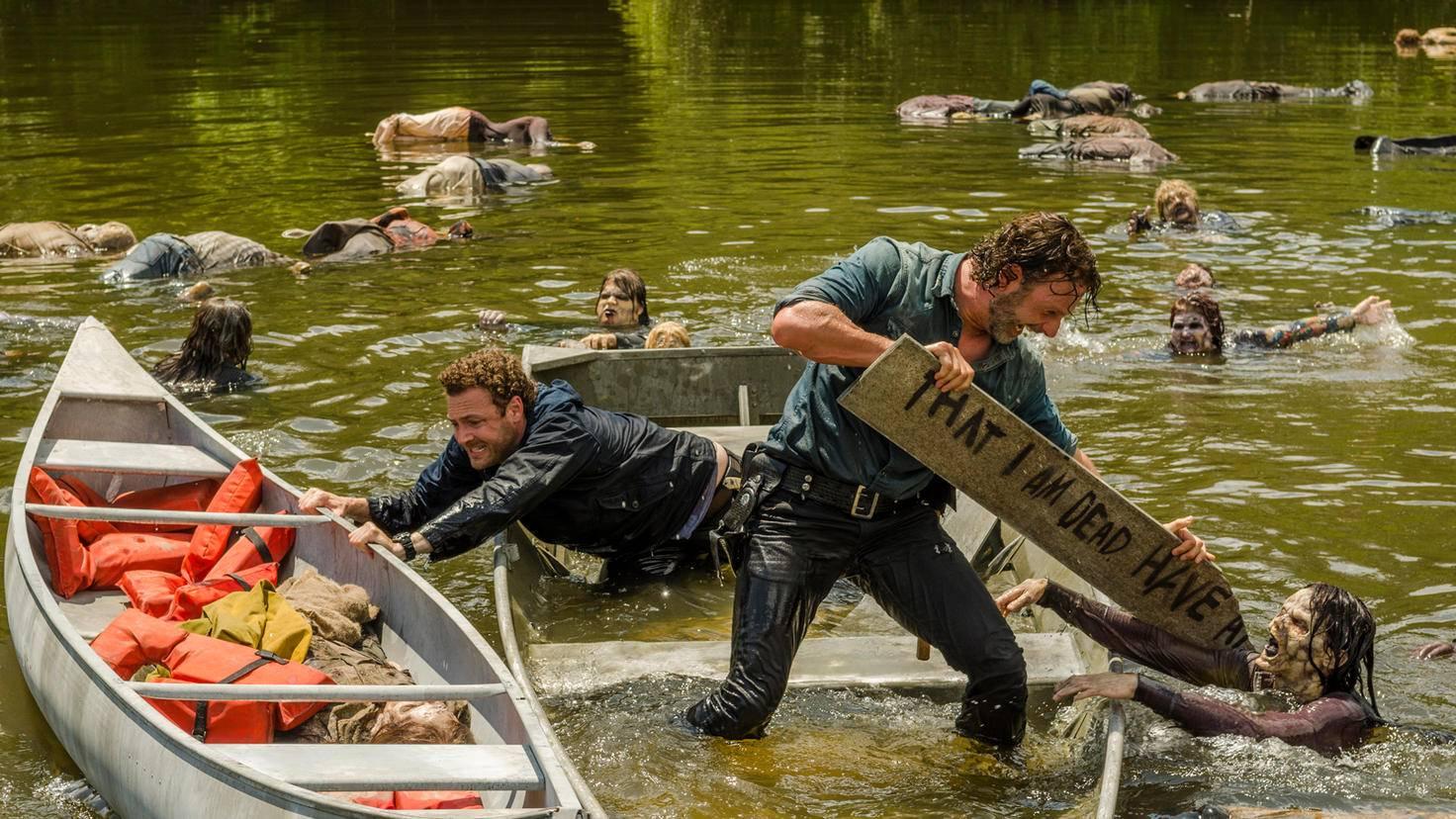 Walking Dead-Gene Page-AMC 2