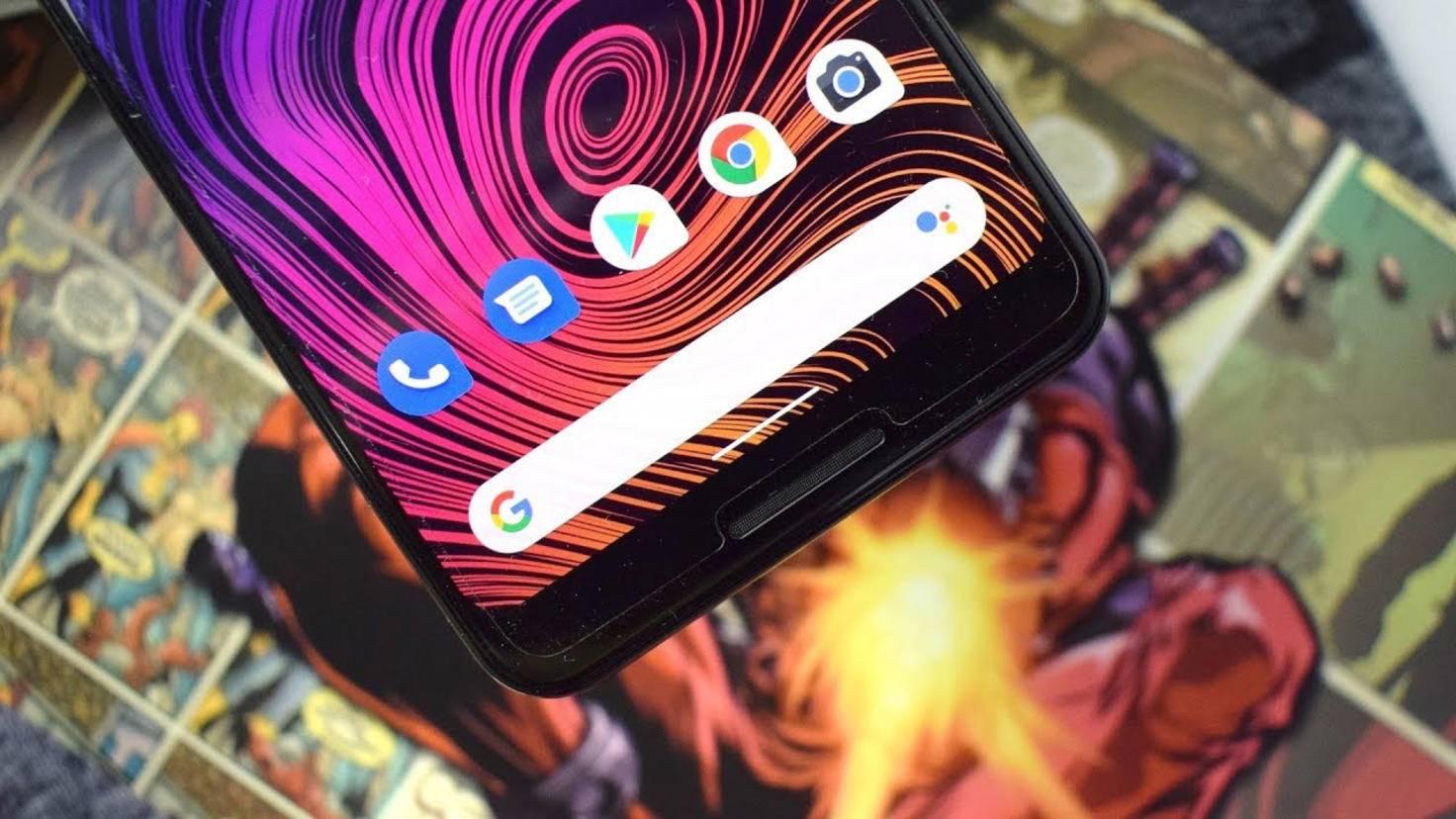 Android auf dem Smartphone