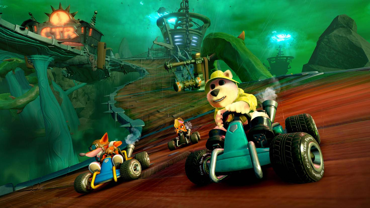 Crash Team Racing-Activision 4