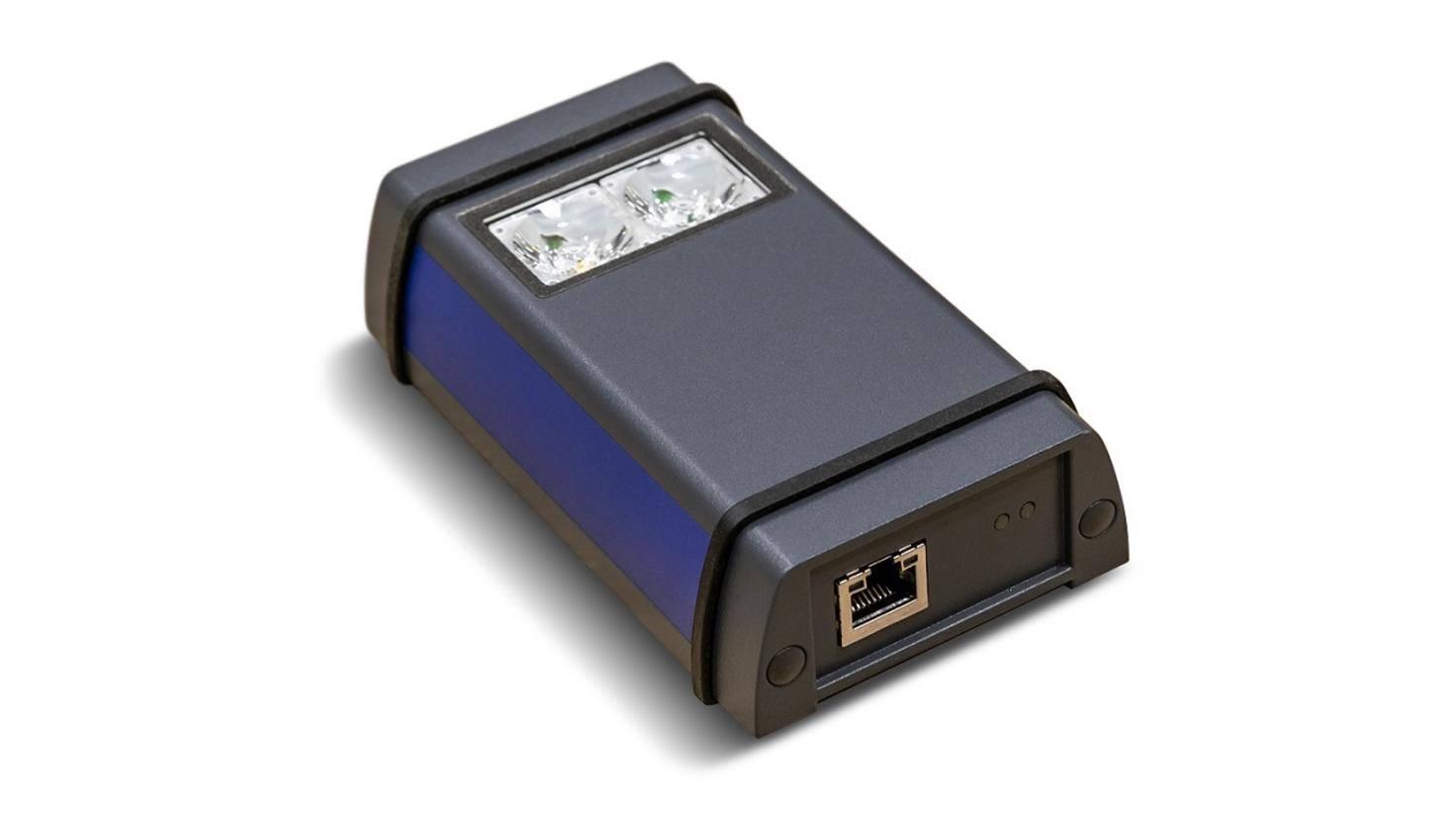 Trulifi 6013 soll dem Hersteller zufolge bis zu 250 Megabit pro Sekunde übertragen.