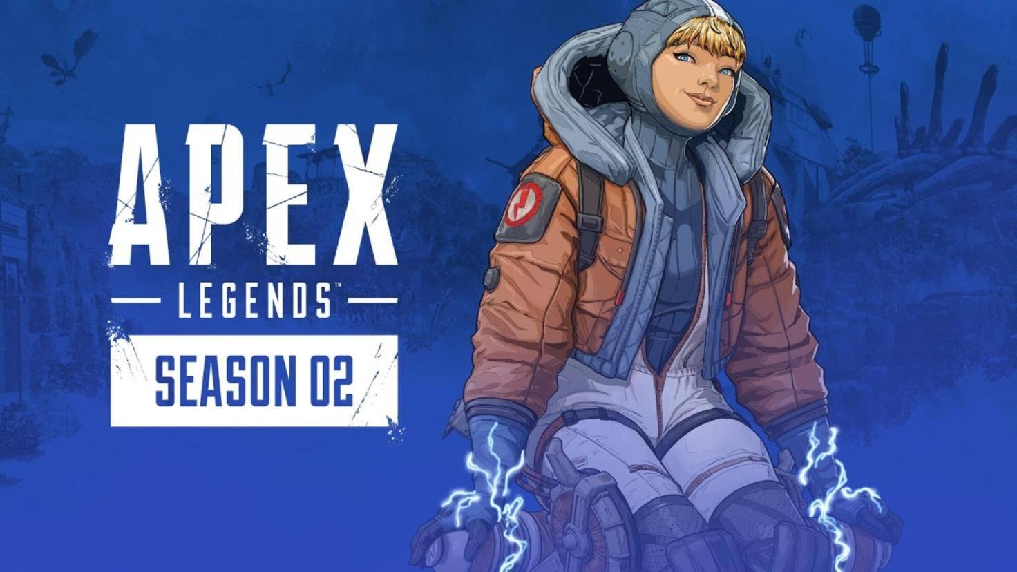 """Wattson ist die neue Legende in """"Apex Legends""""."""