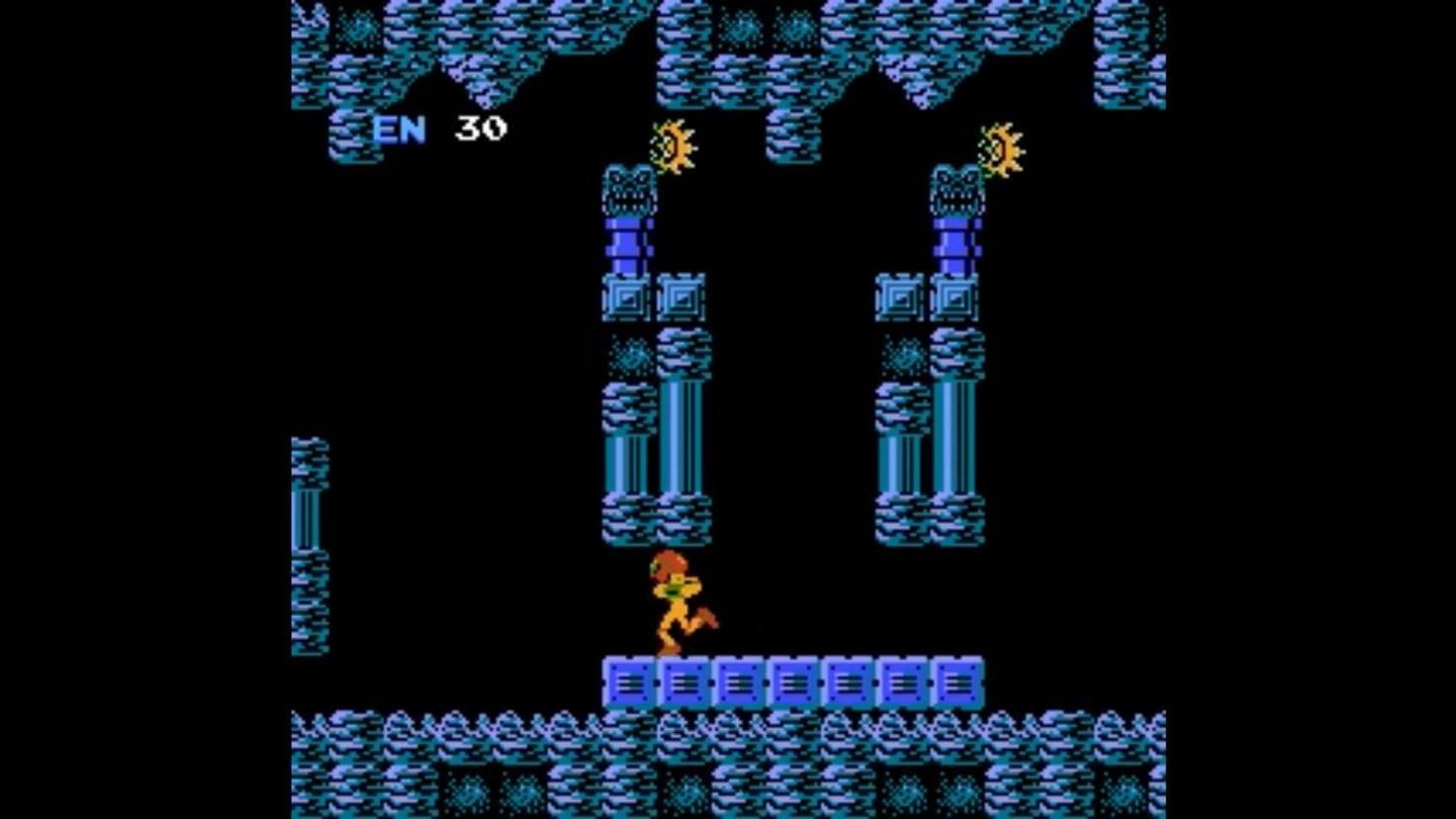 """Einfach mal selbst eine Spielwelt erkunden: In """"Metroid"""" sagt Dir niemand, wo Du hin musst und was Du tun sollst."""