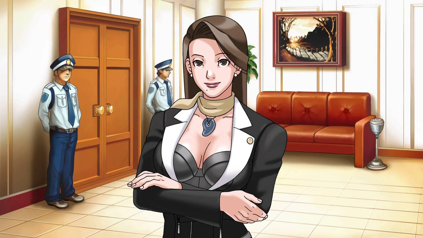 Im ersten Fall steht Dir Deine Chefin Mia Fey noch in Fleisch und Blut zur Seite.