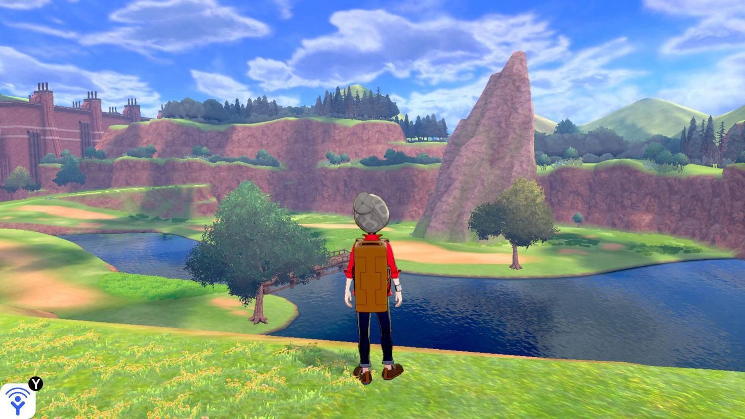 """Wie weitläufig die Spielwelt von """"Pokémon Schwert & Schild"""" wirklich wird, muss sich noch zeigen."""