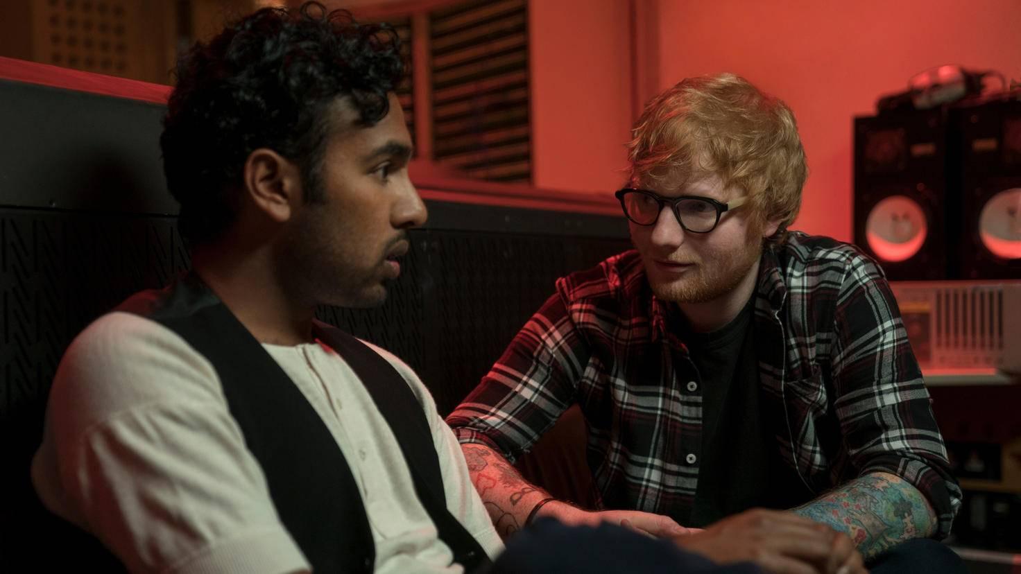 """Ed Sheeran zieht sich in """"Yesterday"""" selbst durch den Kakao."""