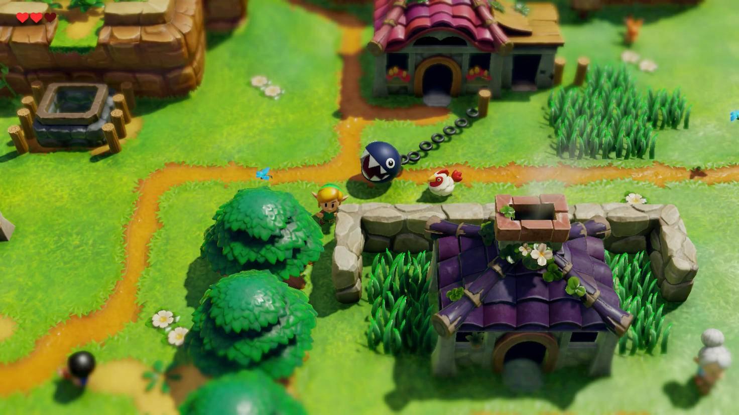 """Wie ernst kann sich ein Spiel schon nehmen, das sich die Kettenhunde aus """"Super Mario"""" ausleiht?"""