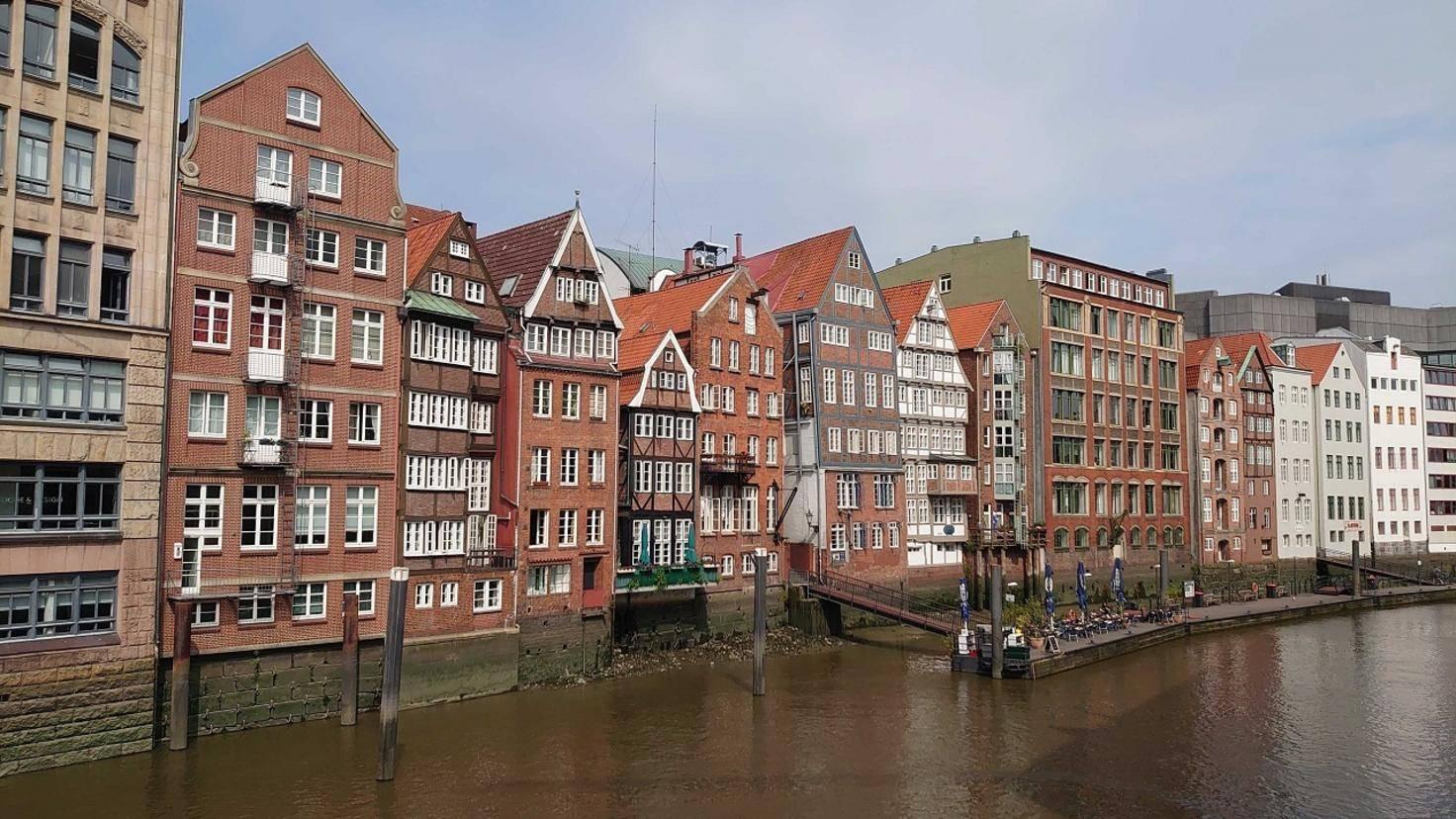 Altstadt mit dem Sony Xperia 1