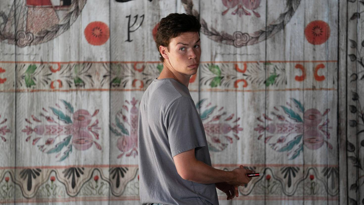 Midsommar Will Poulter