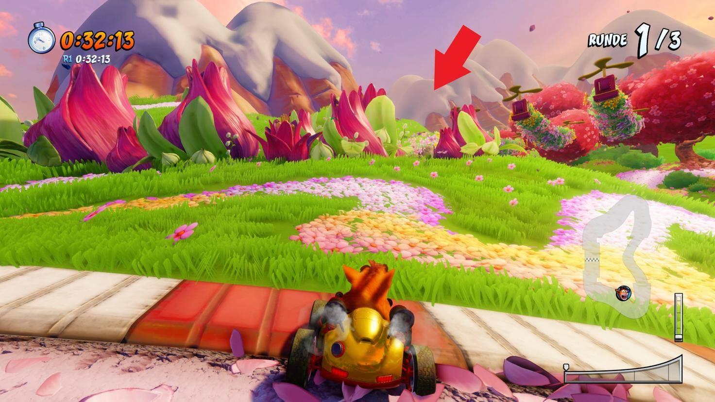 Crash-Team-Racing-Nitro-Fueled-Abkürzung-Coco-Park